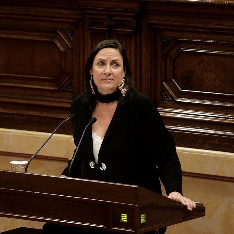 Susana Beltrán La primera moción.09.11.2018