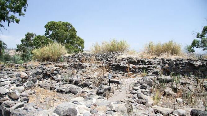 Hallan los restos de Betsaida, donde Jesús realizó el milagro de los panes y los peces
