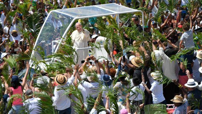 XXXI Viaje Apostólico del Papa Francisco a Mozambique, Madagascar y las Islas Mauricio