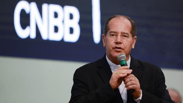 Monseñor Walmor Azevedo de Oliveira, Presidente de la CNBB