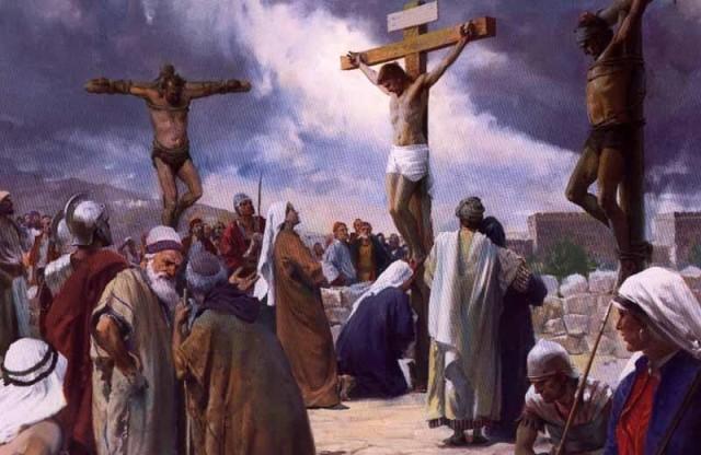 Jesus-crucificado