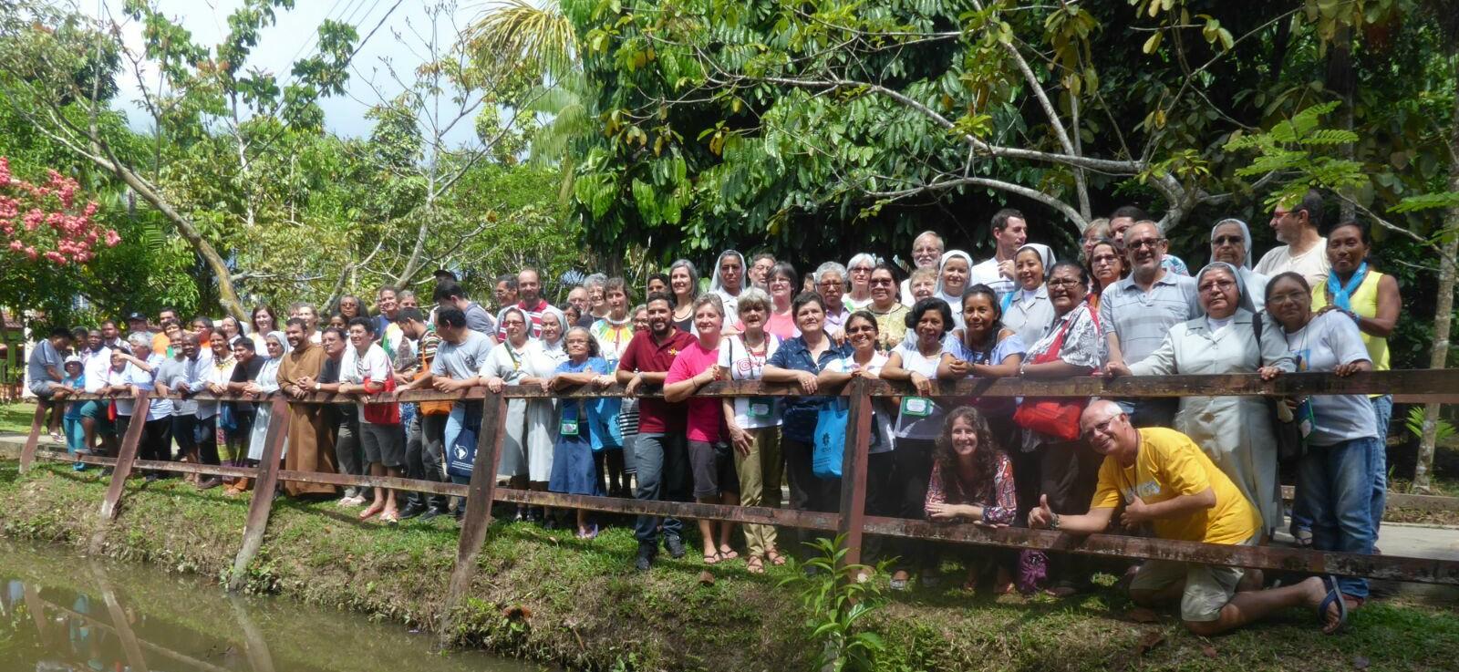 Encuentro Vida Religiosa en la Amazonía