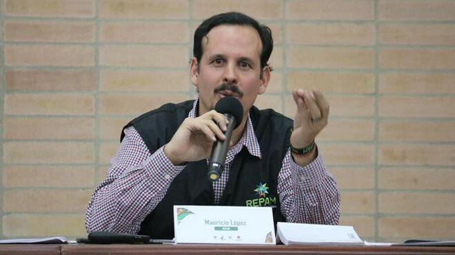 Mauricio López, Secretario Ejecutivo de la REPAM