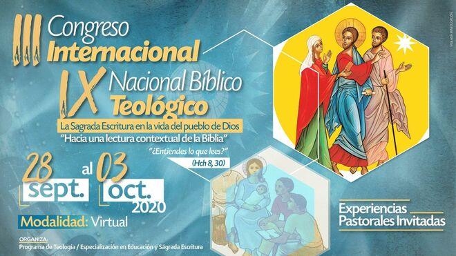 III Congreso Internacional y IX Nacional Bíblico-Teológico