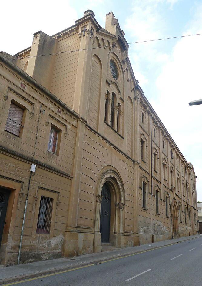 Monasterio actual de Sant Pere