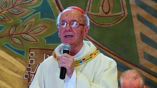 Cardenal Claudio Hummes