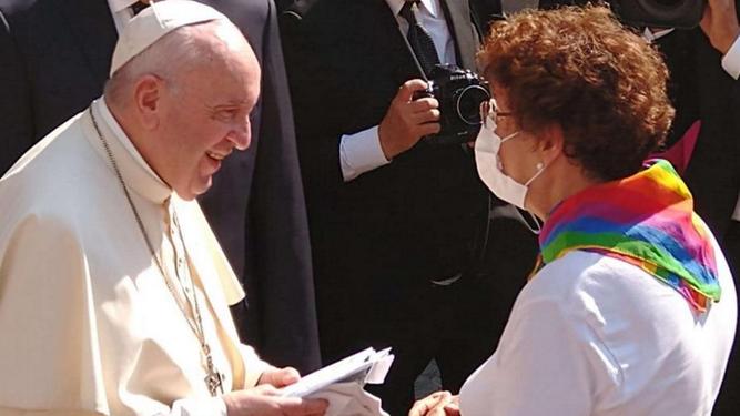 Francisco y los derechos LGTBi