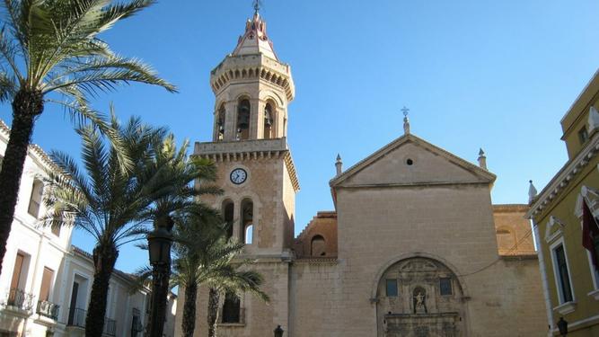 Basílica de Cieza