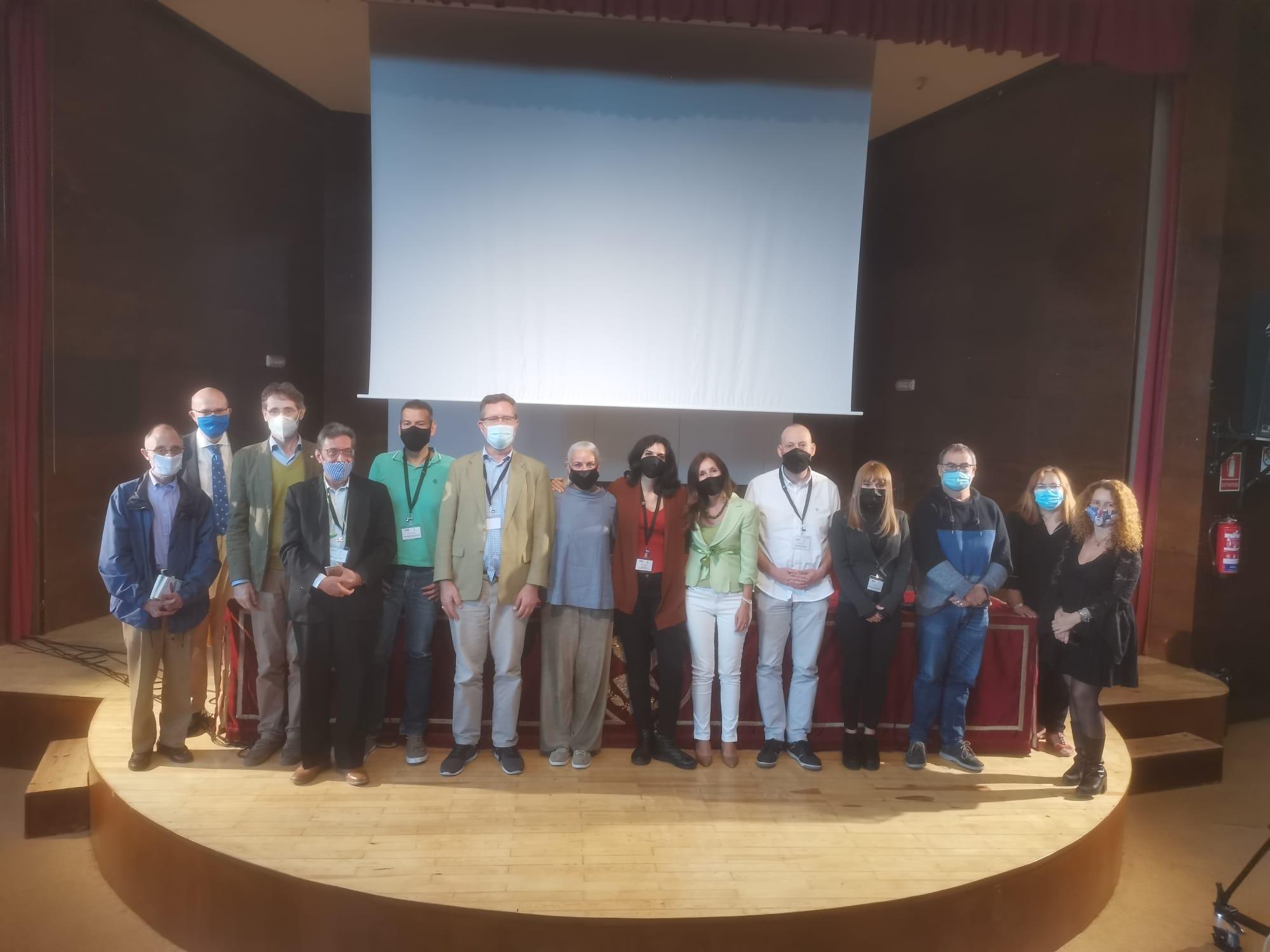 """Clausura del IV Congreso Internacional """"Autores en busca de Autor"""""""