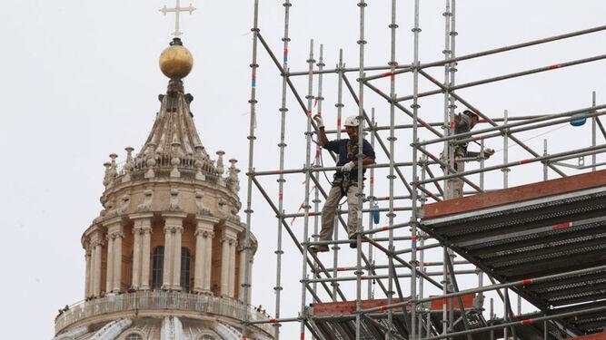 El Vaticano, de reformas