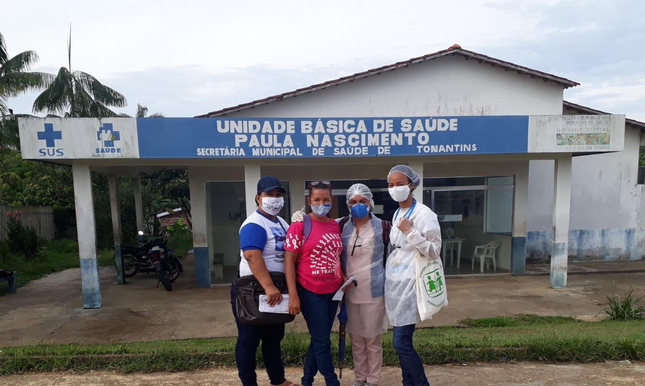Misión de la Vida Religiosa en la Amazonía