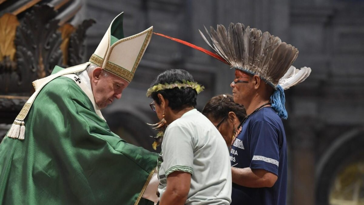 Sínodo Amazonía