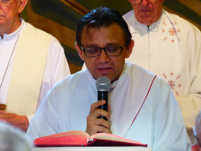 Diacono Francisco Lima
