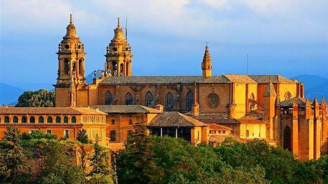 """Catedral de Pamplona, """"La primera del Camino"""""""