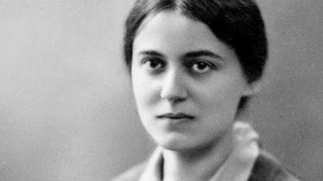 Edith Stein, pensadora