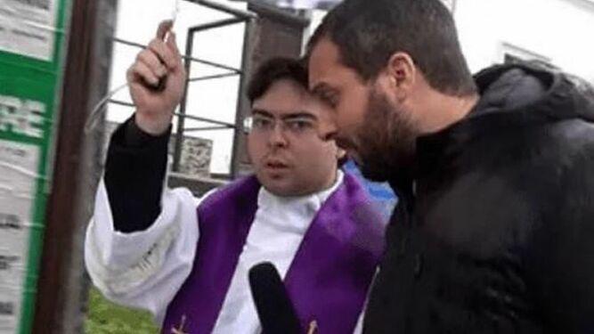 Gabriele Martinelli, sacerdote acusado