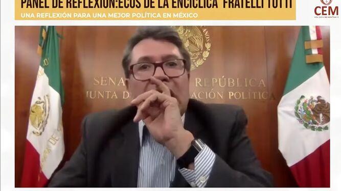 Monreal Ávila. Creo en AMLO.