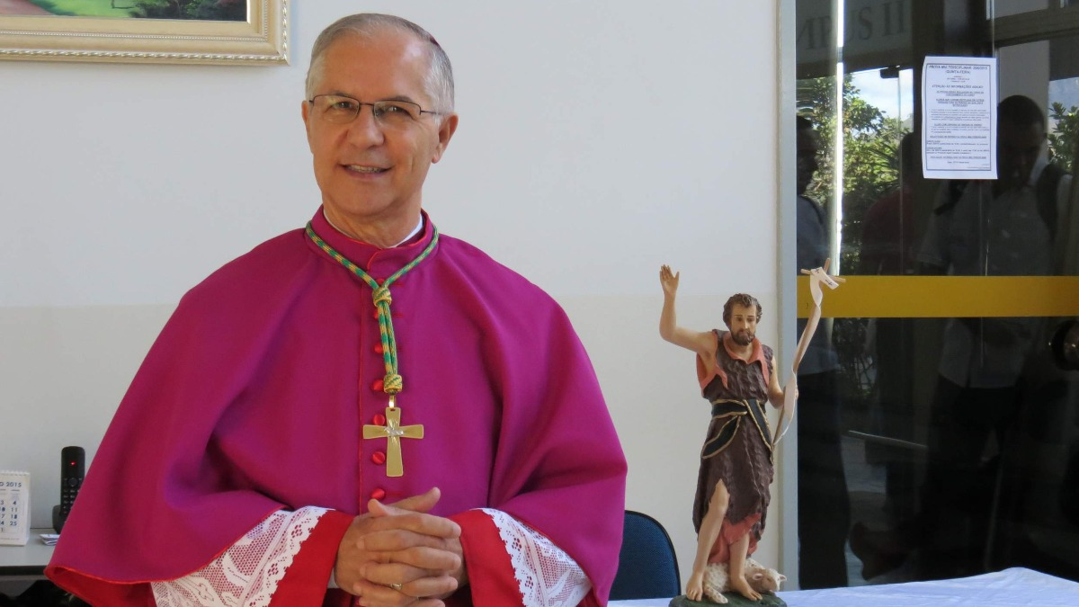 Monseñor Emanuel Messias de Oliveira