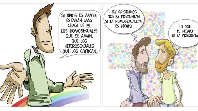 Dios y los homosexuales