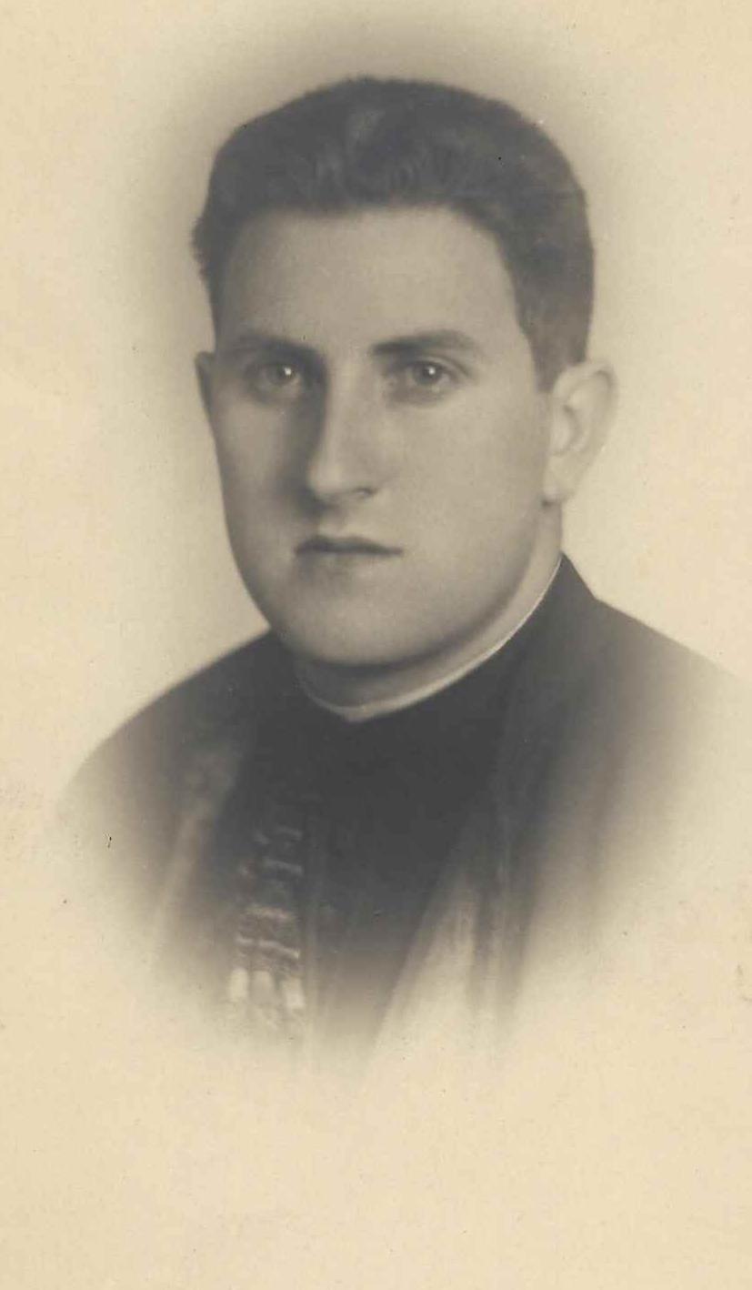 retrato Sacerdote Eusebio