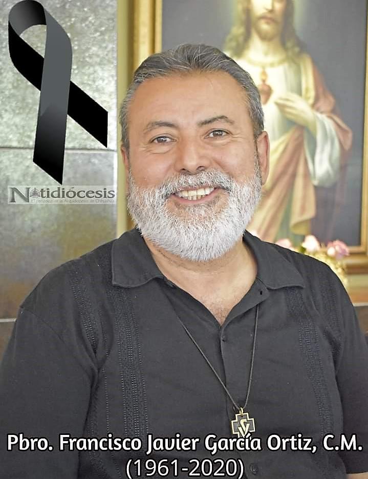 Padre García Ortiz CM. Chihuahua.