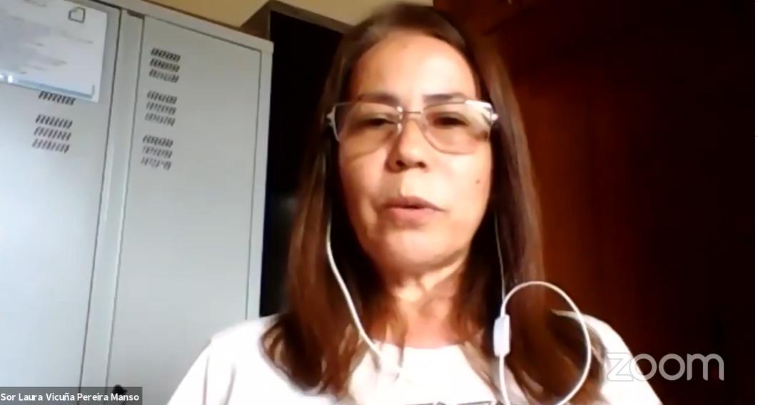 Laura Vicuña Pereira Manso
