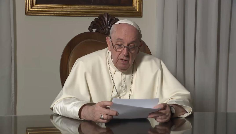 Videomensaje Papa Francisco