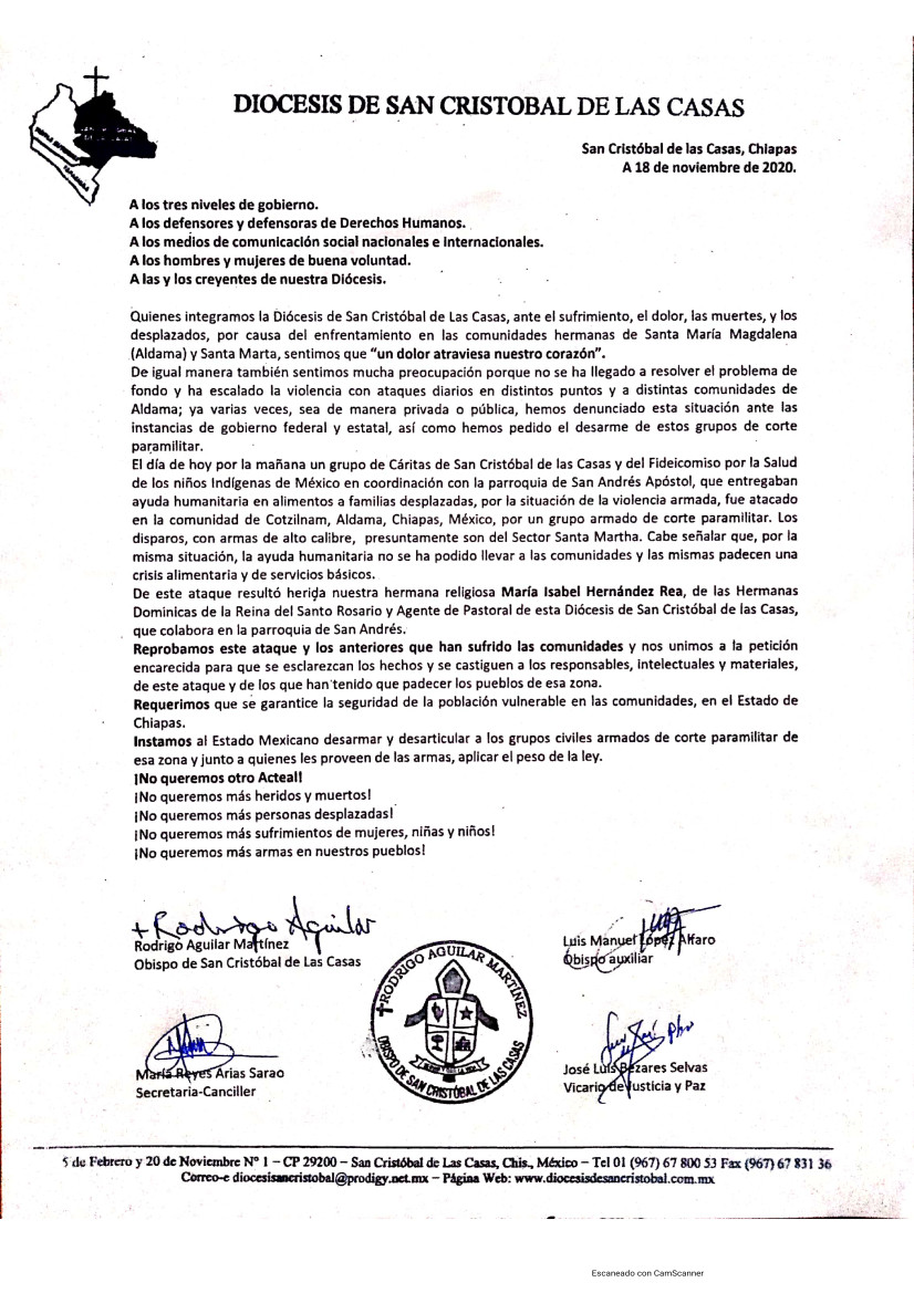 Comunicado-Diocesis18-nov