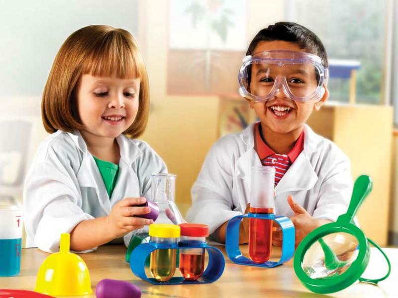 niños-ciencia