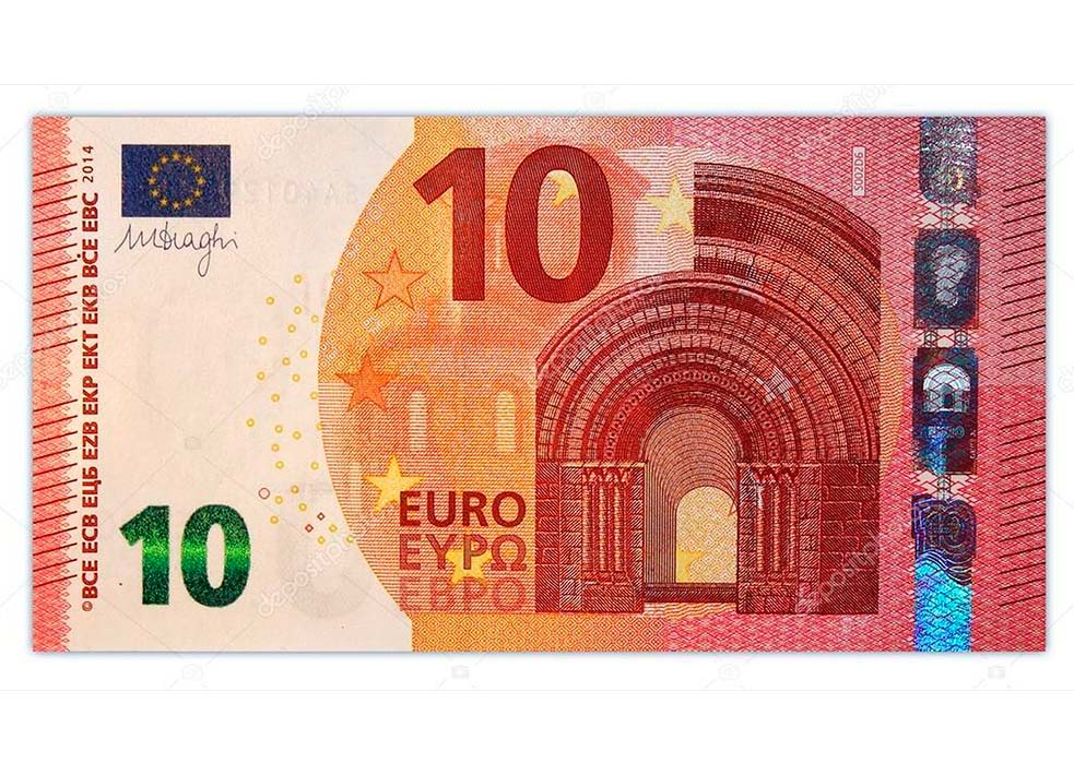 Diez  euros I