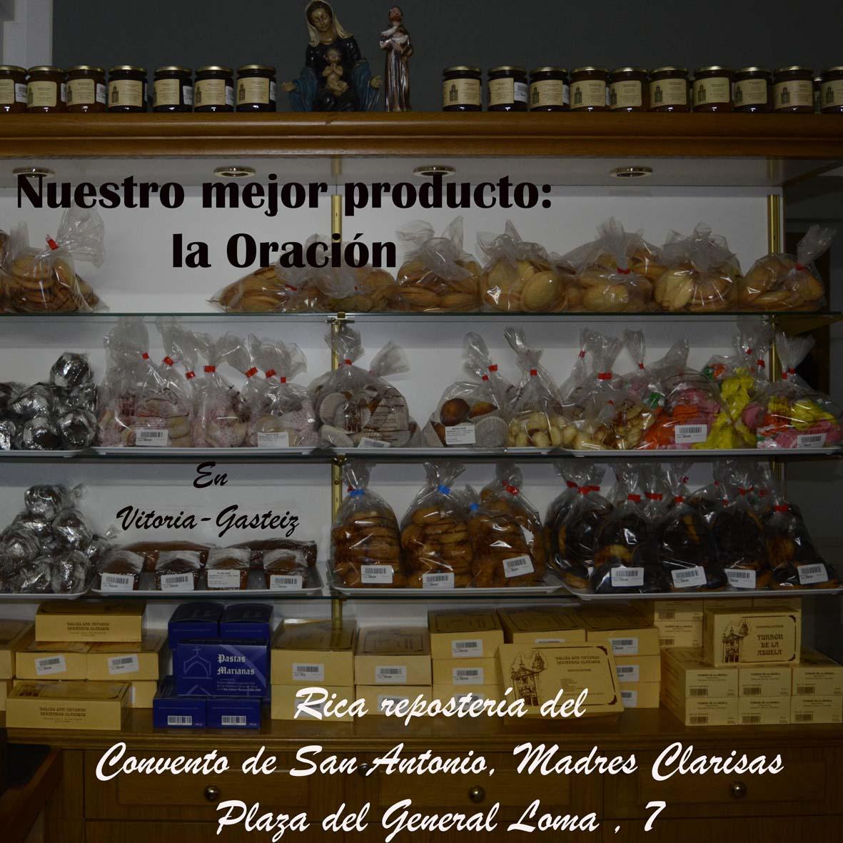 Publicidad Clarisas de San Antonio 10x10
