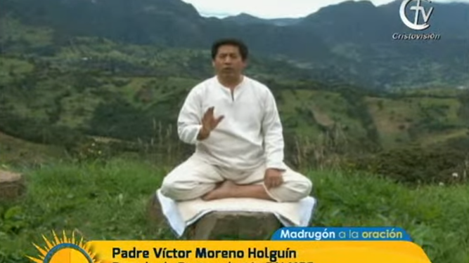 Padre Víctor Moreno