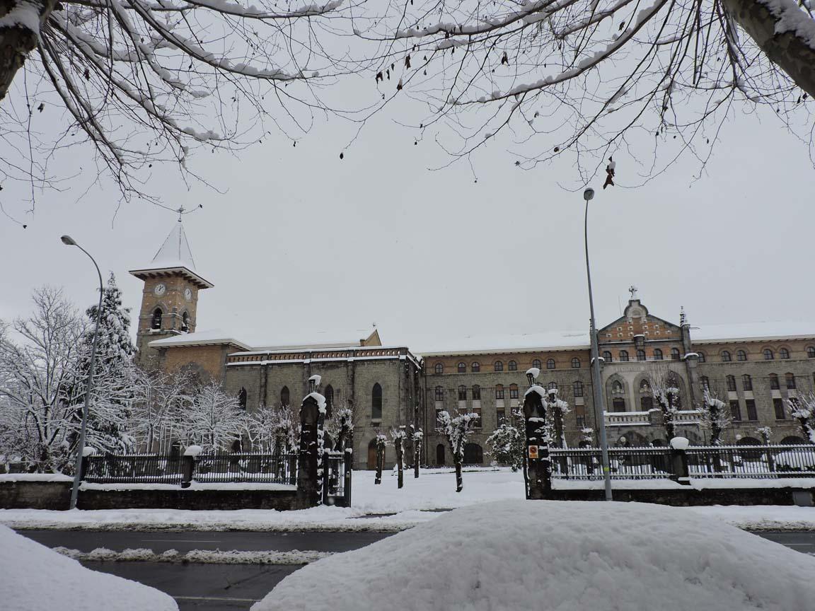 Seminario nevado