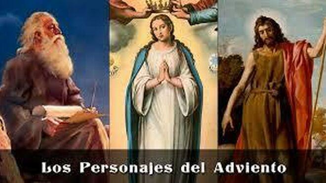 Tres profetas de Adviento