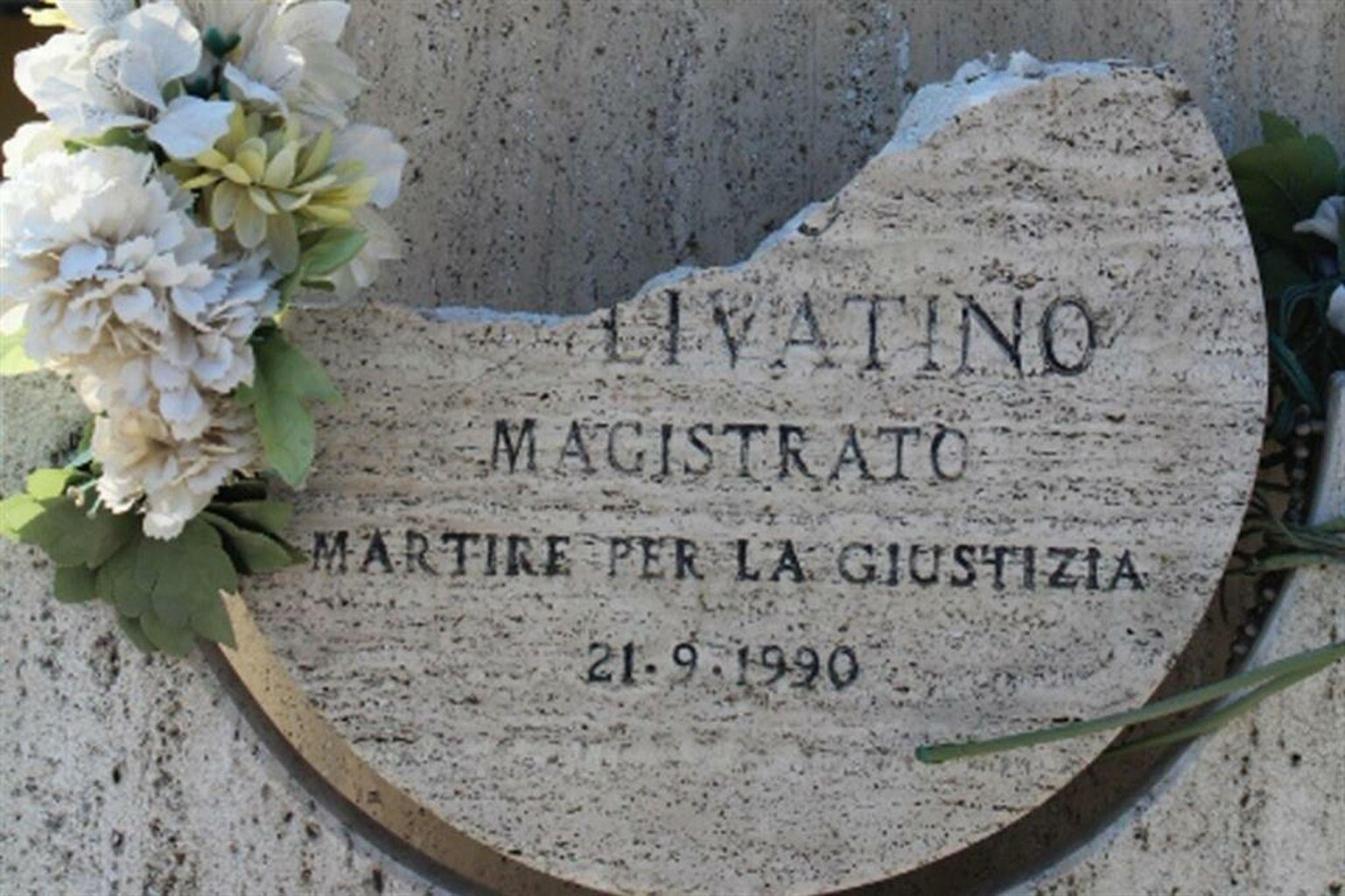 En memoria de Livatino