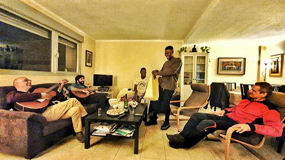 Hamed y las comunidades de hospitalidad