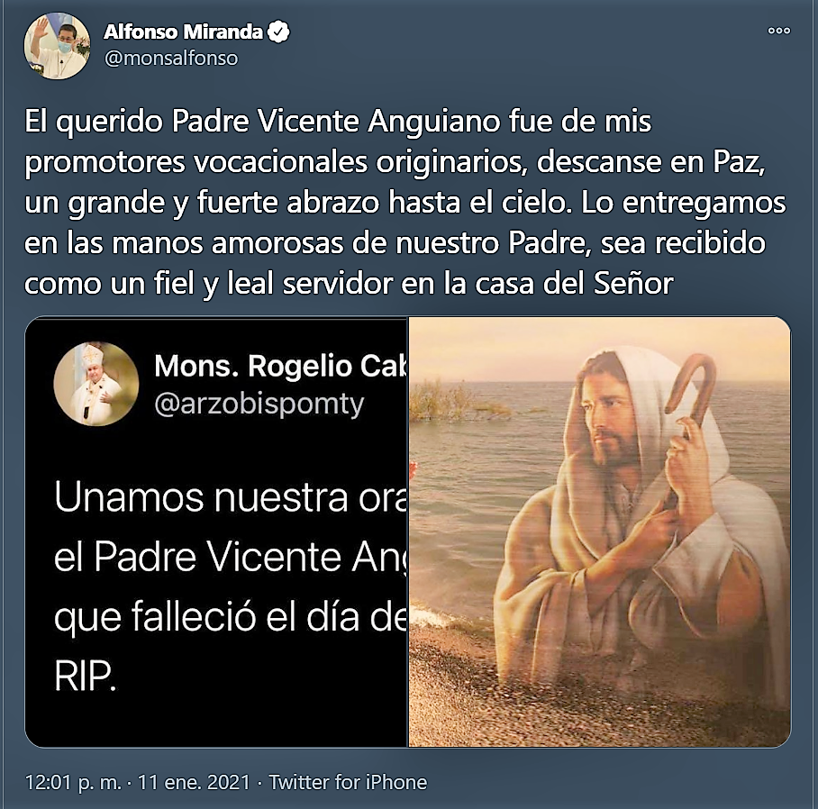 Miranda tuit Anguiano