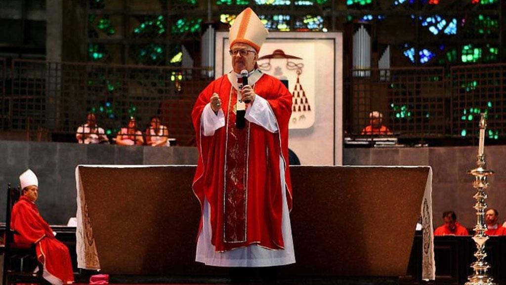 Cardenal Eusebio Scheid