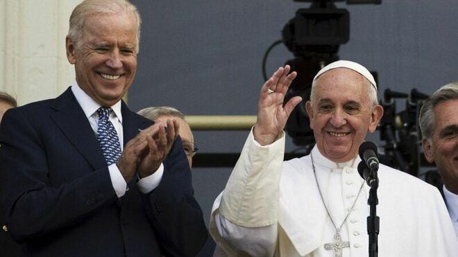 Francisco con Biden