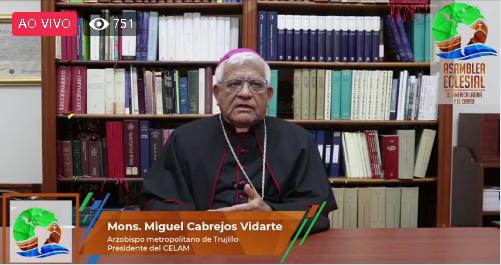 Monseñor Miguel Cabrejos