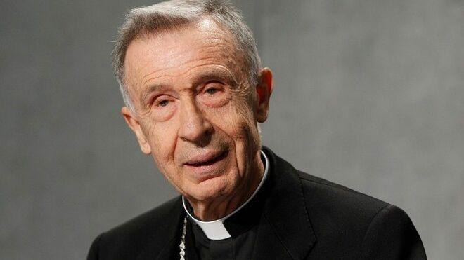 Cardenal Ladaria, prefecto de la Congregación para la Doctrina de la Fe