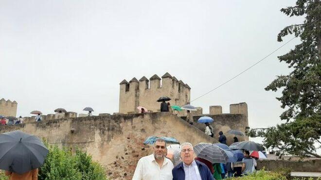 José Moreno Losada y ldel Najjar, foto de archivo