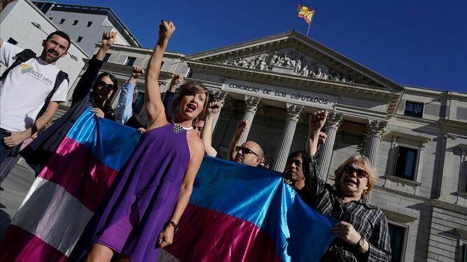 Ley Trans España