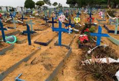 Cementerio en Manaos