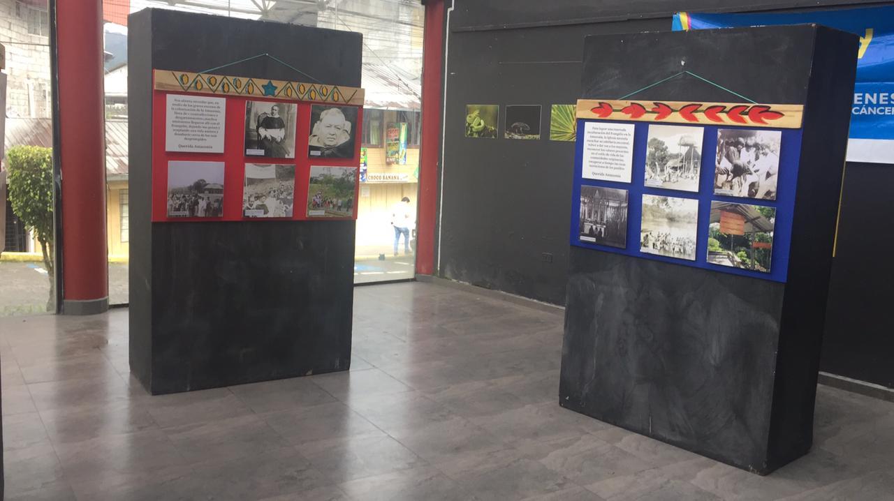 Exposición Fotográfica Puyo