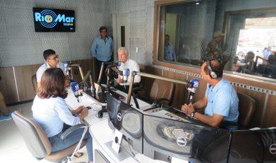 Dom Leonardo Radio Rio Mar