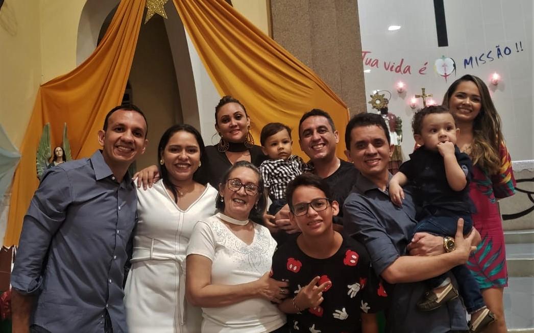 Maria Luiza familia