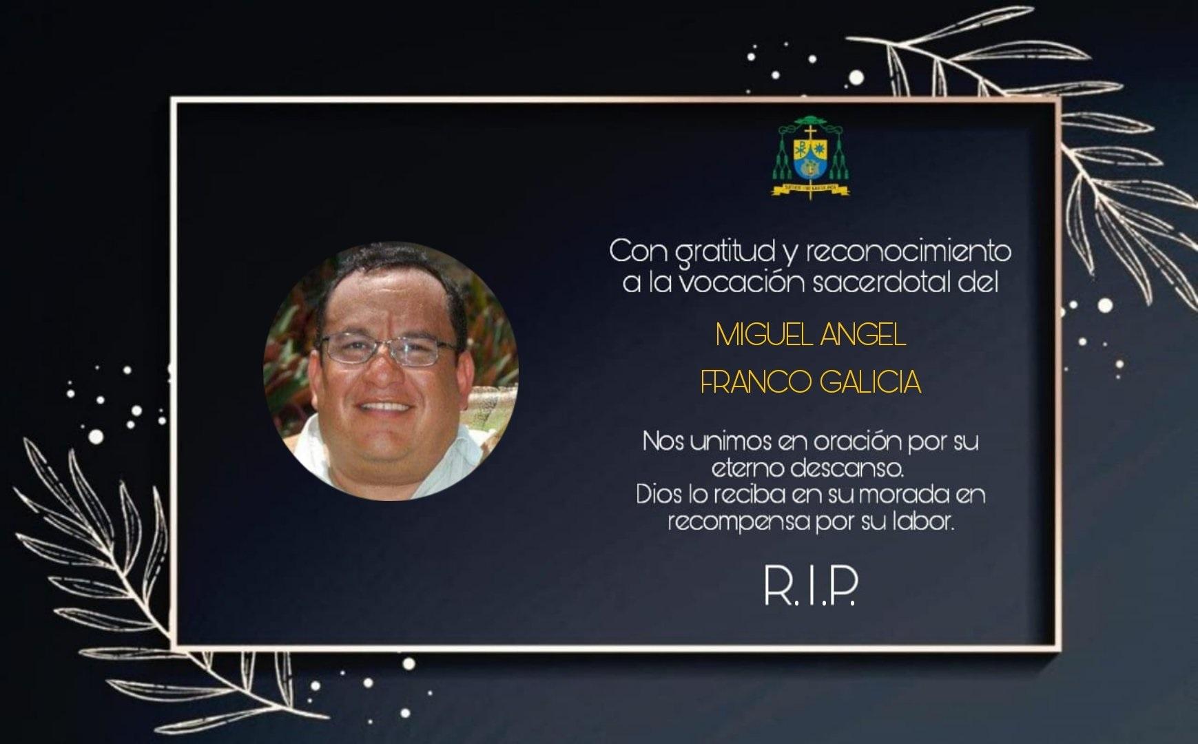P Miguel Ángel Franco