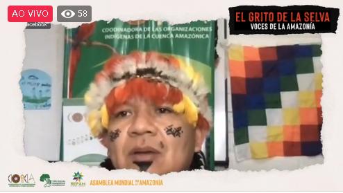 Grito de la Selva Gregorio Díaz Mirabal