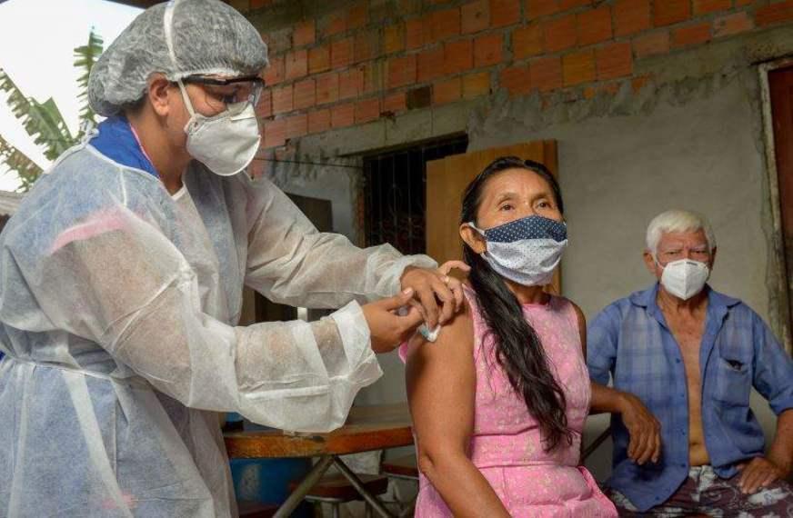 Vacina Amazonas